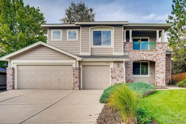 6433 Dutch Creek Street, Highlands Ranch, CO 80130 (#9508703) :: The Scott Futa Home Team