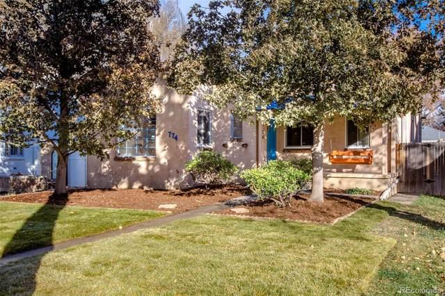 774 Locust Street, Denver, CO 80220 (MLS #9508955) :: 8z Real Estate