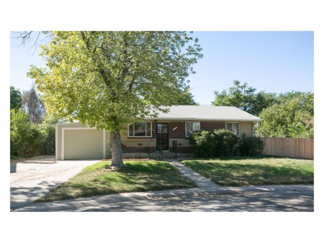 6160 Small Drive, Commerce City, CO 80022 (MLS #9508984) :: 8z Real Estate