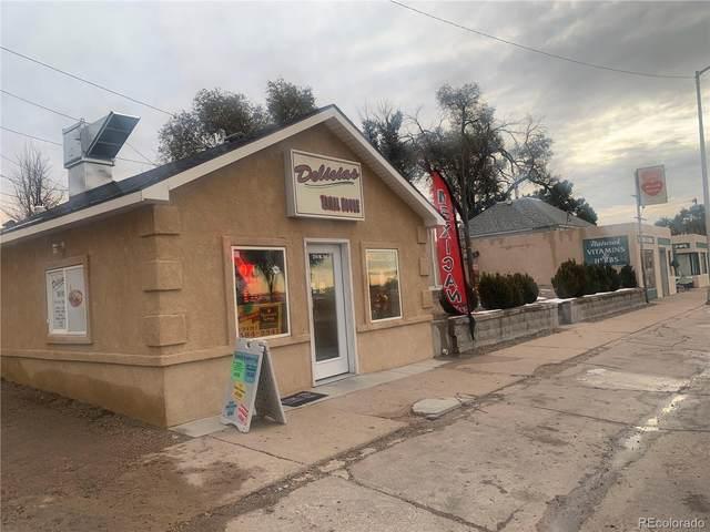 214 W 3rd Street, La Junta, CO 81050 (#9509196) :: Re/Max Structure