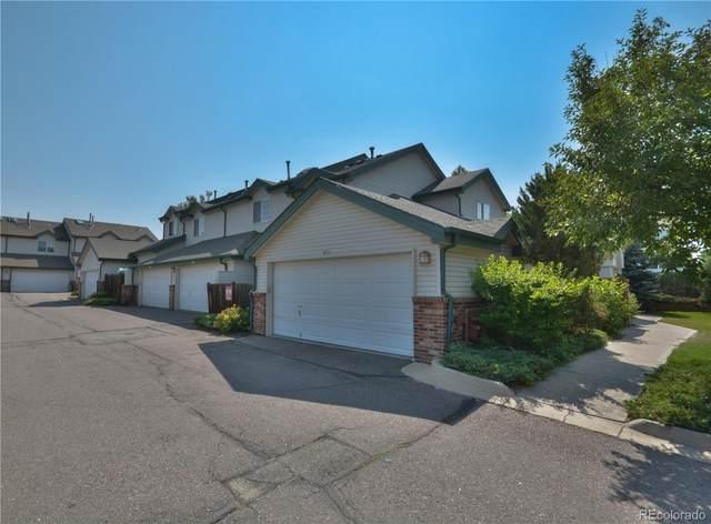 898 S Kalispell Circle #103, Aurora, CO 80017 (#9509472) :: Venterra Real Estate LLC
