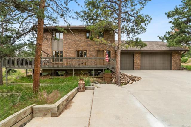 453 Little Beaver Drive, Estes Park, CO 80517 (MLS #9509529) :: 8z Real Estate