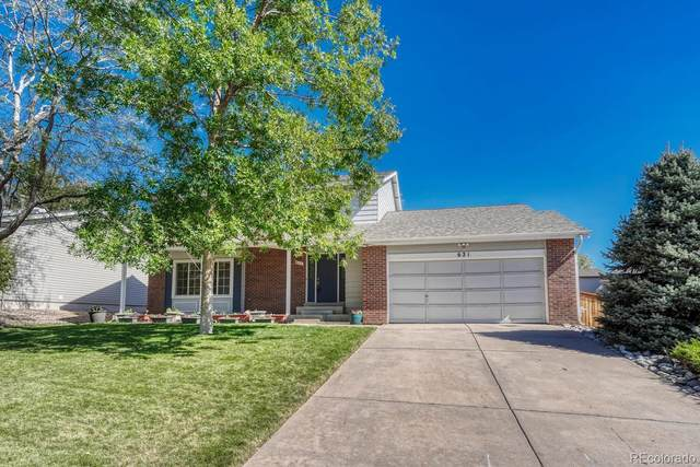 621 Mountain Chickadee Road, Highlands Ranch, CO 80126 (#9509571) :: The DeGrood Team