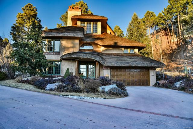 4410 Orofino Place, Castle Rock, CO 80108 (#9509795) :: The Peak Properties Group