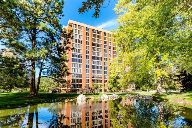 1900 E Girard Place #1007, Englewood, CO 80113 (#9509972) :: Portenga Properties