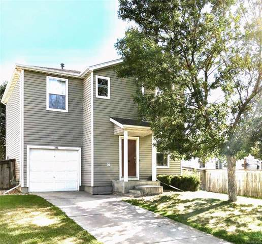 1386 Waxwing Avenue, Brighton, CO 80601 (MLS #9510121) :: 8z Real Estate