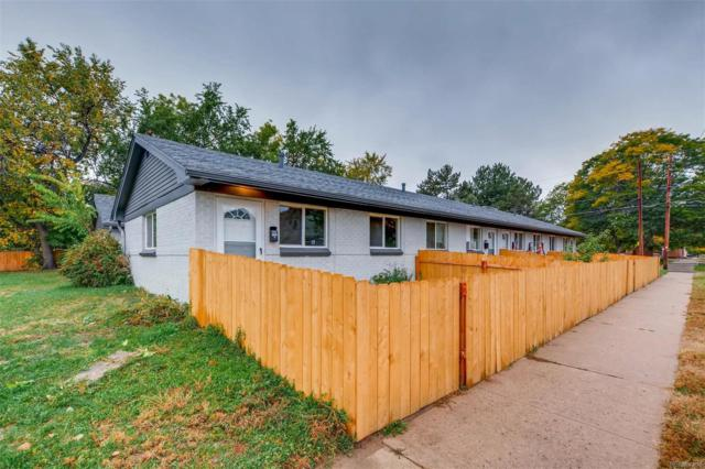 1634 E 30th Avenue, Denver, CO 80205 (#9510271) :: The Heyl Group at Keller Williams