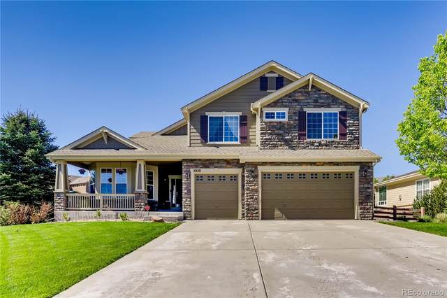 5938 Bridle Path Lane, Parker, CO 80134 (#9510609) :: HomeSmart Realty Group