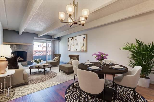 1365 Columbine Street #501, Denver, CO 80206 (#9510722) :: Wisdom Real Estate