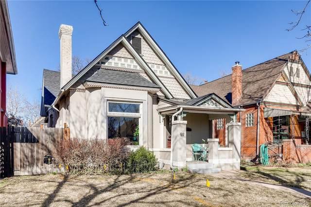 59 S Grant Street, Denver, CO 80209 (#9510955) :: The Brokerage Group
