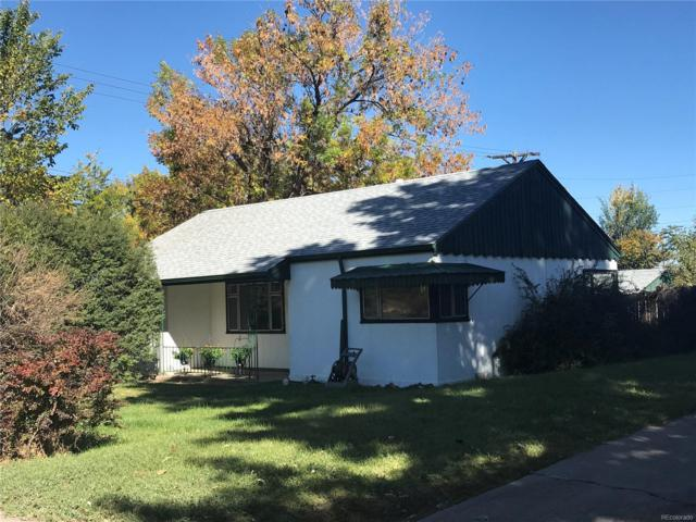 700 S Mariposa Way, Denver, CO 80223 (MLS #9511177) :: Kittle Real Estate