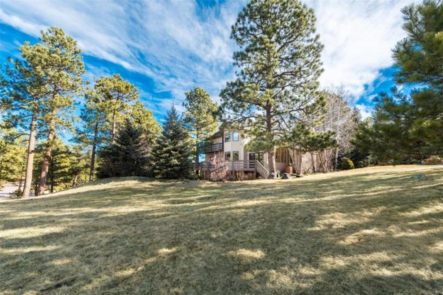 2418 Keystone Drive, Evergreen, CO 80439 (MLS #9511316) :: 8z Real Estate