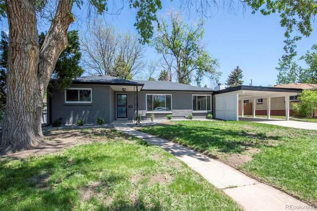 406 S Marshall Street, Lakewood, CO 80226 (#9511751) :: The Griffith Home Team