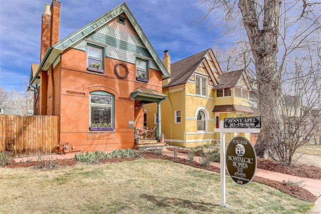3369 W Hayward Place, Denver, CO 80211 (#9512111) :: The Heyl Group at Keller Williams
