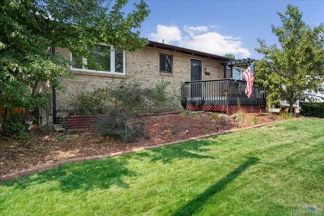 4350 W Bellewood Drive, Denver, CO 80123 (#9512226) :: The DeGrood Team