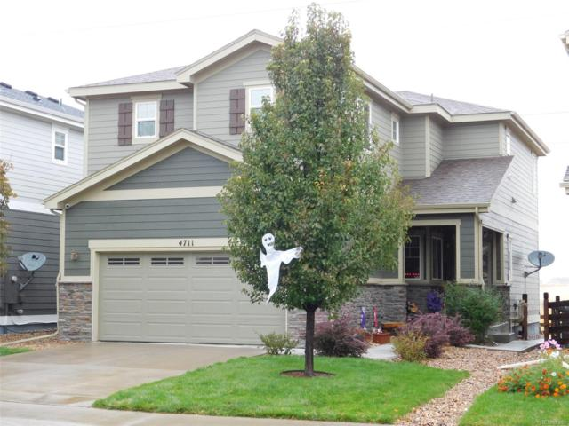 4711 S Picadilly Court, Aurora, CO 80015 (#9512380) :: The Griffith Home Team