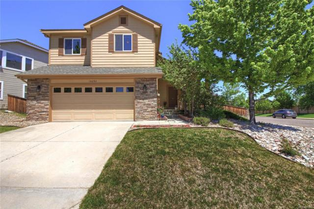10292 Bentwood Lane, Highlands Ranch, CO 80126 (#9512557) :: The Galo Garrido Group
