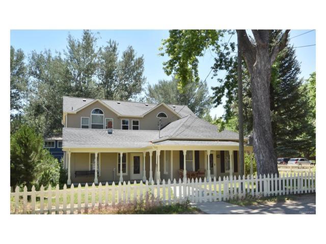 100 Murray Street, Niwot, CO 80544 (MLS #9513809) :: 8z Real Estate