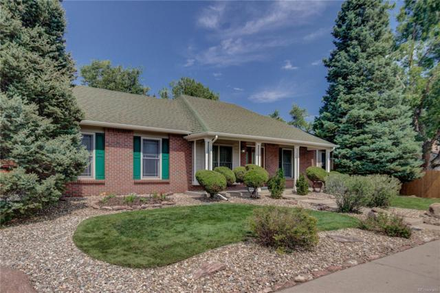 10108 W Fremont Place, Littleton, CO 80127 (#9513842) :: The City and Mountains Group