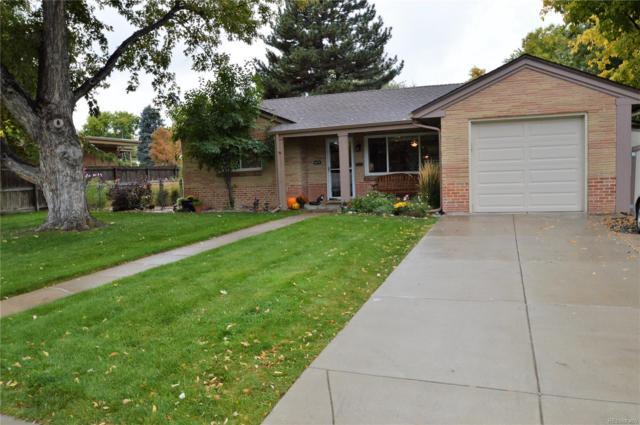4175 Balsam Street, Wheat Ridge, CO 80033 (MLS #9513939) :: 8z Real Estate