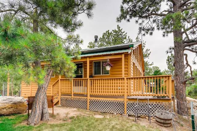 4666 Beaver Ridge, Elbert, CO 80106 (MLS #9514024) :: 8z Real Estate