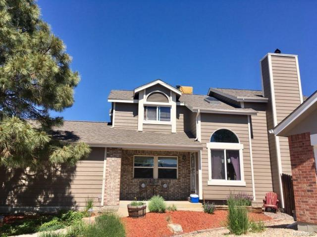 10437 W 84th Place, Arvada, CO 80005 (#9514116) :: The Peak Properties Group