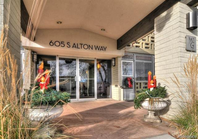605 S Alton Way 10A, Denver, CO 80247 (#9514367) :: The Brokerage Group