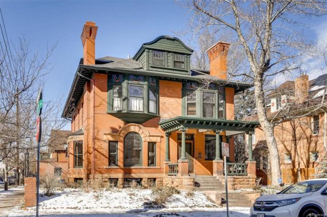 1301 N Lafayette Street, Denver, CO 80218 (#9514500) :: My Home Team