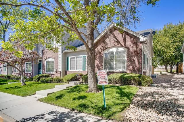 9609 W Chatfield Avenue F, Littleton, CO 80128 (#9514762) :: The Heyl Group at Keller Williams