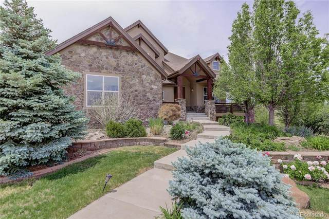 47029 Silver Fir Street, Parker, CO 80138 (#9515670) :: HomeSmart Realty Group
