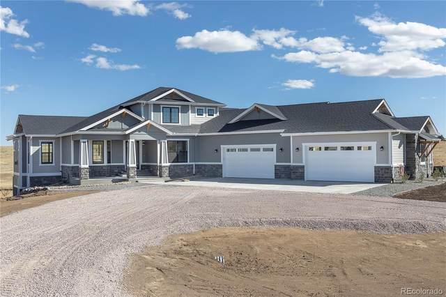 5320 Freddys Trail, Parker, CO 80134 (#9515906) :: The DeGrood Team