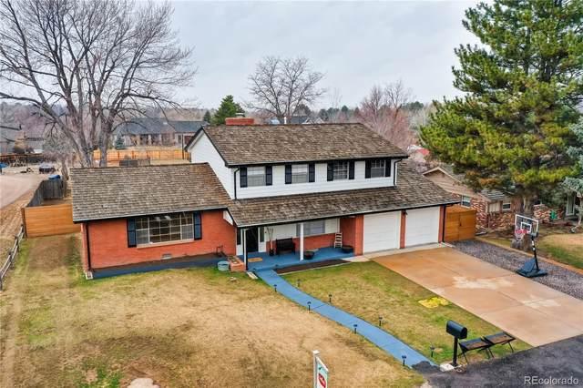 5939 S Franklin Street, Centennial, CO 80121 (MLS #9516084) :: 8z Real Estate