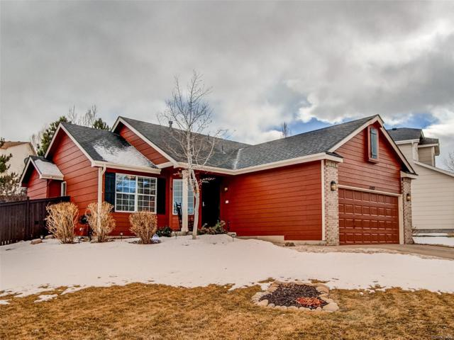 3327 Blue Grass Circle, Castle Rock, CO 80109 (#9516408) :: The Griffith Home Team