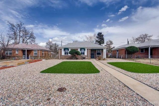 2814 N Saint Paul Street, Denver, CO 80205 (#9516575) :: Bring Home Denver with Keller Williams Downtown Realty LLC