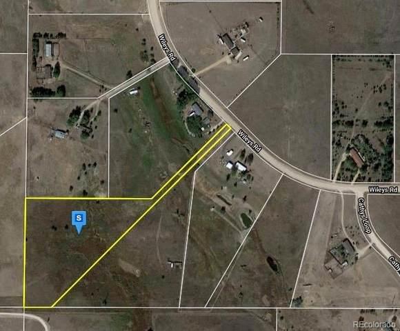 0S Wileys Road, Peyton, CO 80831 (#9516949) :: Finch & Gable Real Estate Co.