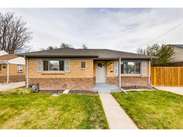 2812 Pontiac Street, Denver, CO 80207 (#9517233) :: Thrive Real Estate Group