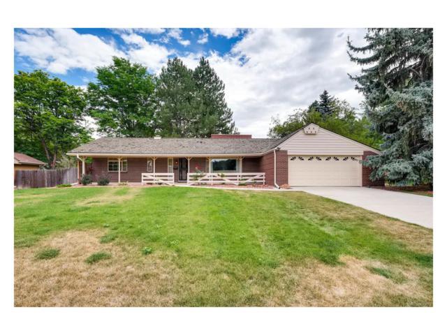 7070 S Chase Court, Littleton, CO 80128 (MLS #9517654) :: 8z Real Estate