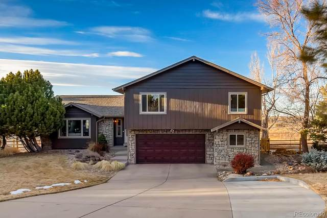 7701 Hillgate Way, Parker, CO 80134 (#9517718) :: Stephanie Fryncko | Keller Williams Integrity