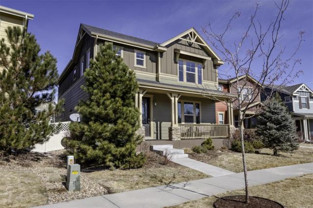 21875 E Tallkid Avenue, Parker, CO 80138 (MLS #9517721) :: 8z Real Estate