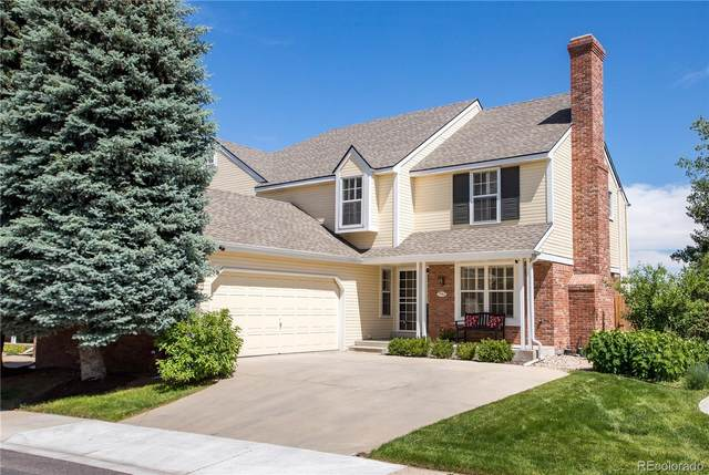 7562 S Ivanhoe Way, Centennial, CO 80112 (#9518132) :: The Griffith Home Team