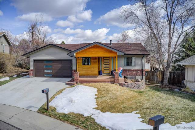 1258 S Yank Court, Lakewood, CO 80228 (#9518654) :: Sultan Newman Group