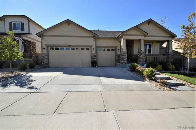 6159 S Harvest Court, Aurora, CO 80016 (#9519002) :: Bring Home Denver with Keller Williams Downtown Realty LLC