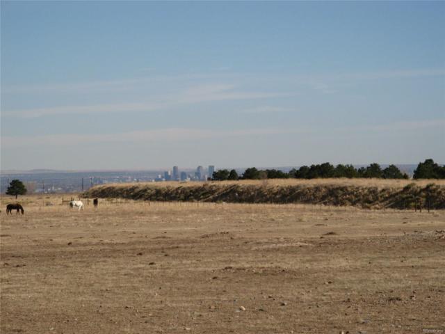 N/A Indian Head Road, Golden, CO 80403 (#9519198) :: Bring Home Denver