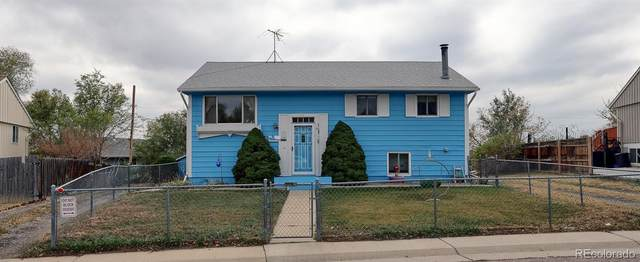280 W 79th Place, Denver, CO 80221 (#9519317) :: My Home Team