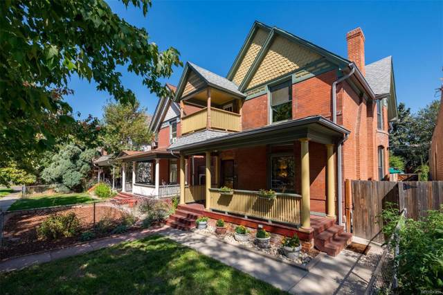2340 N Williams Street, Denver, CO 80205 (#9519408) :: The HomeSmiths Team - Keller Williams