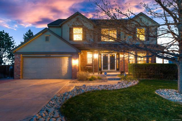 10114 Spring Water Court, Highlands Ranch, CO 80129 (#9519545) :: The Peak Properties Group