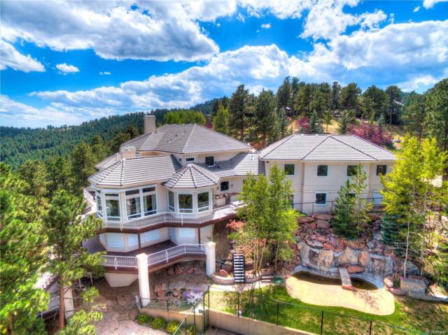 1003 Star Ridge Road, Golden, CO 80401 (MLS #9520524) :: 8z Real Estate