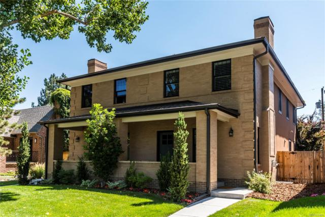 716 Birch Street, Denver, CO 80220 (#9520643) :: My Home Team