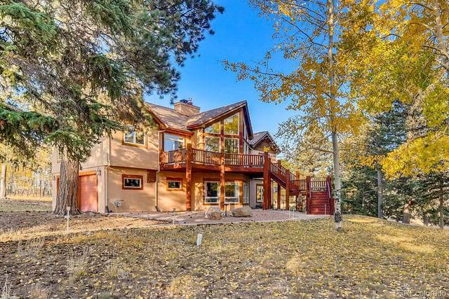 105 Bald Eagle View, Divide, CO 80814 (MLS #9520813) :: 8z Real Estate