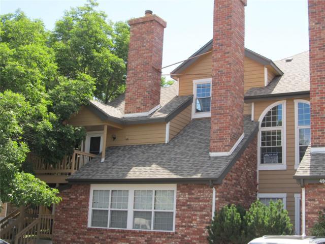 4933 S Carson Street #209, Aurora, CO 80015 (#9520905) :: The Peak Properties Group